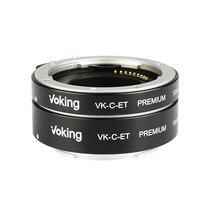Voking otomatik odak Metal uzatma tüpü adaptör halkası VK-C-ET Canon EOS M için EOS M2