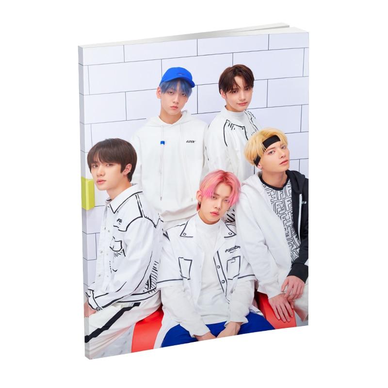Мини-альбом Kpop TXT, мини-фотоальбом minisode 1: голубой час, мини-фотоальбом K-pop завтра X TOGETHER, мини-фотоальбом, коллекция фотопоклонников