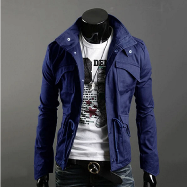 2020 Military Jacket Men Spring Autumn Cotton Windbreaker Pilot Coat Army Men's Bomber Jackets Cargo Flight Jacket Male Clothes 3