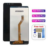 For Lenovo K5 Pro L38041 LCD Display Touch Screen Digitizer Assembly Free Tools