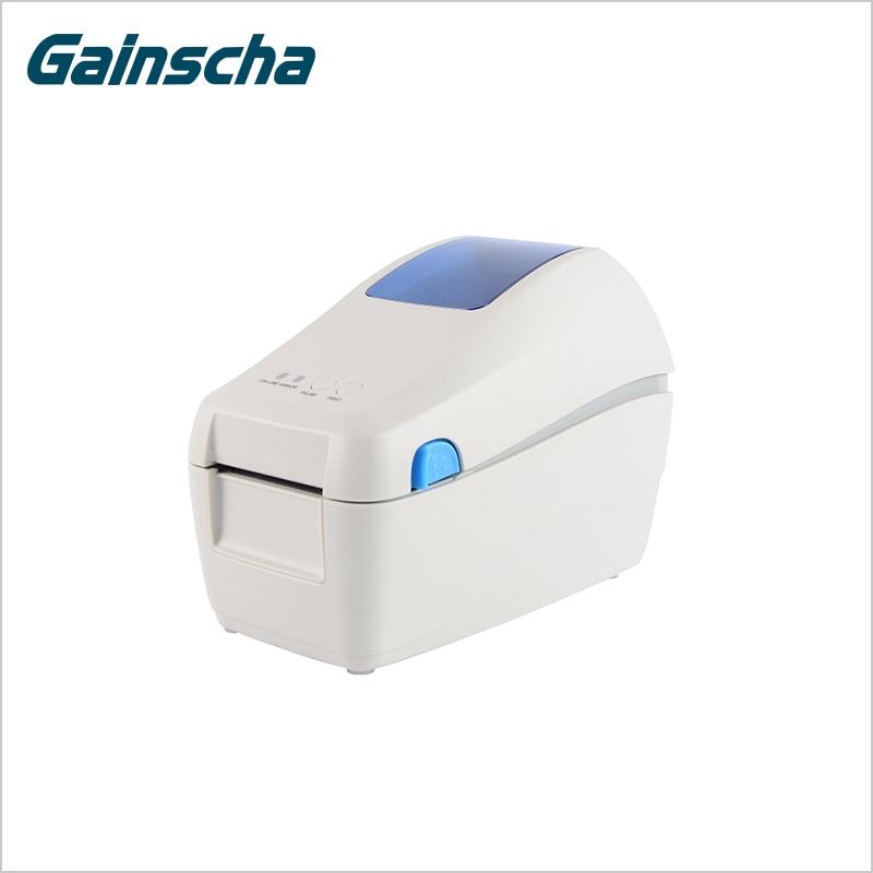 "Gainscha 2"" Healthcare And Retail Wristband Printer And Label Printer"