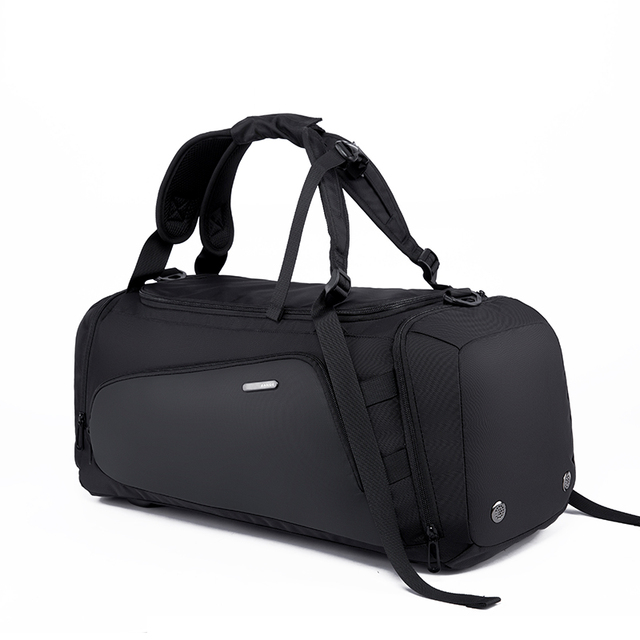 Bange Multifunction Large Capacity Men Travel Bag Waterproof Duffle Bag for Travel Backpack Hand Luggage Bags with Shoe Pouch 3