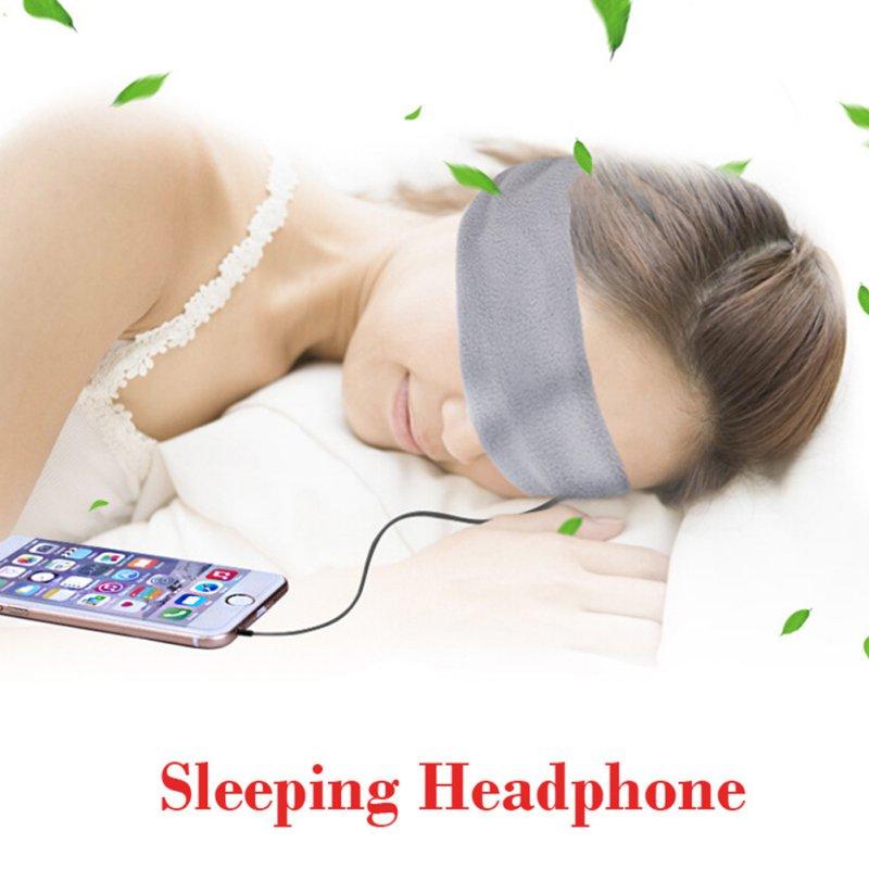 Моющиеся наушники для сна, гарнитура с защитой от шума, спортивные наушники для бега и сна, музыкальная повязка в комплекте для iPhone, Samsung