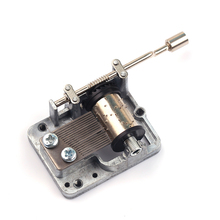 Mini Hand Crank Music Movement DIY Music Box