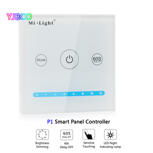 Image 2 - MiBOXER P1/P2/P3 Smart Panel Controller Dimmen Led Dimmer RGB/RGBW/RGB + CCT Farbe temperatur CCT für Led Panel/Streifen Licht