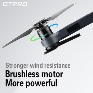 Image 2 - Беспилотник OTPRO с GPS и камерой, 4K, Wi Fi, оптическое позиционирование потока, 25 мин. полета, бесщеточный, RC, Квадрокоптер, вертолет, Дрон, игрушки ufo