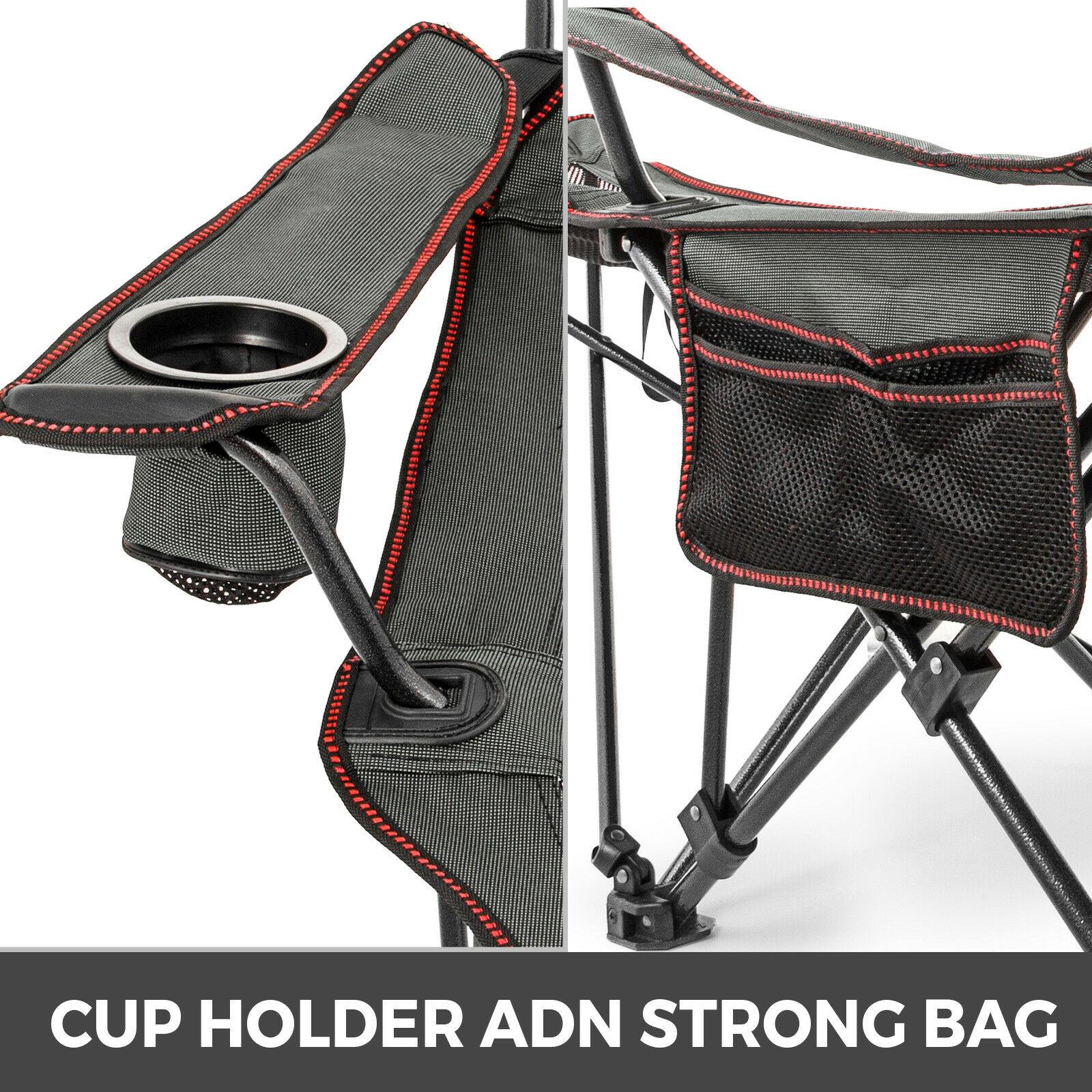 MuddyHunting Reclining Folding Camp Chair 3
