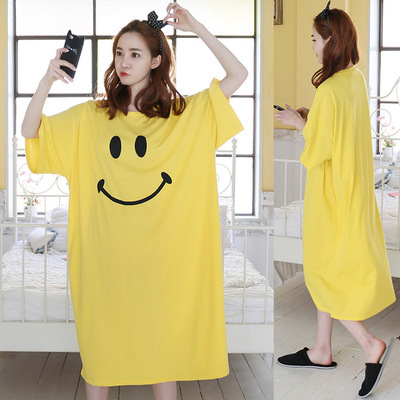 Today Will Grab Send Sell Blood Seckilling Sweet INS Nightgown Cute Pajamas Tracksuit Wechat Business Hot Selling
