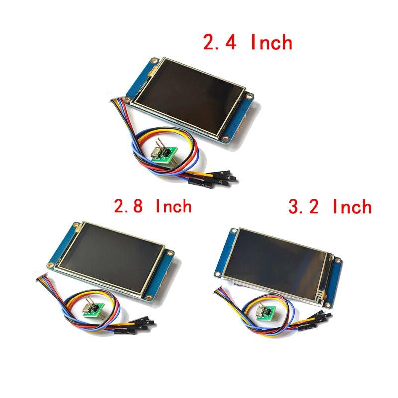 Nx3224t024 028 032 2.4 2.8 3.2 polegada interface homem-máquina hmi kernel tela de toque tft lcd módulo painel de exibição