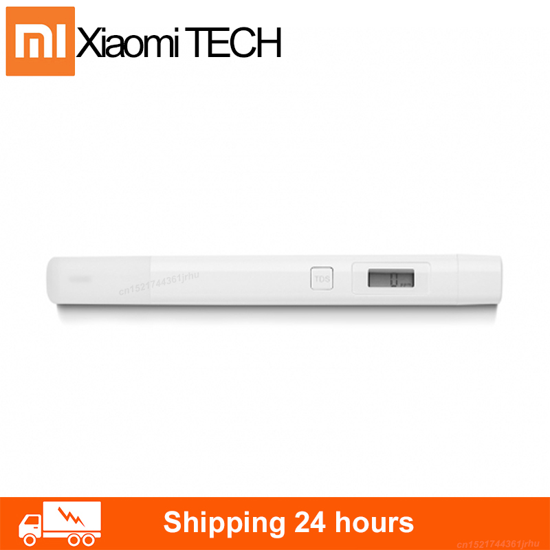 Original Xiaomi Mi MiJia TDS Meter Test TDS-3 Tester Tester Portable Test Water Purity Quality Test EC Water Pen image