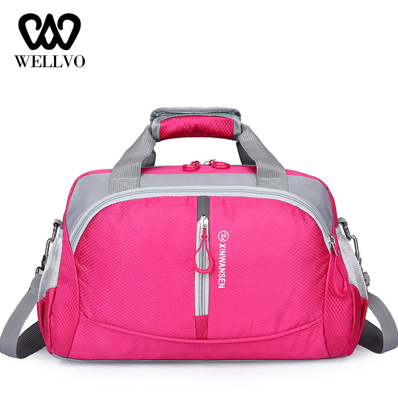 Fashion Nylon Travel Bag Unisex Traveling Handbags Women Luggage Duffle Bag Weekend Big Bag Female Organizer Wholesale XA712WB