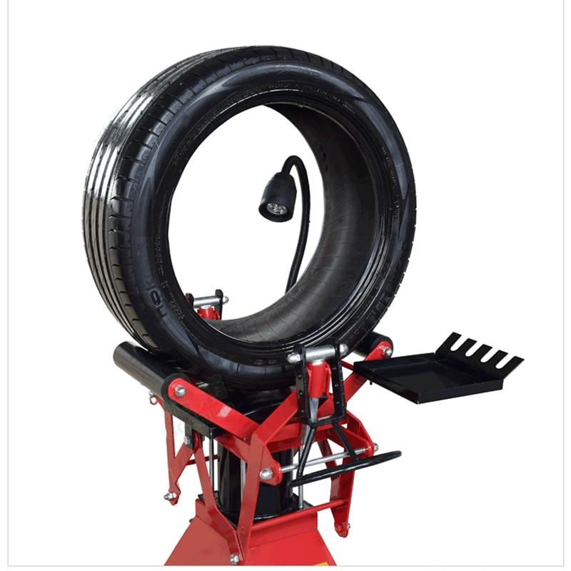 Máquina de expansión de neumáticos de mantenimiento automático máquina de reparación de neumáticos de soporte de neumáticos máquina de corte de neumáticos con neumático ligero de trabajo - 5
