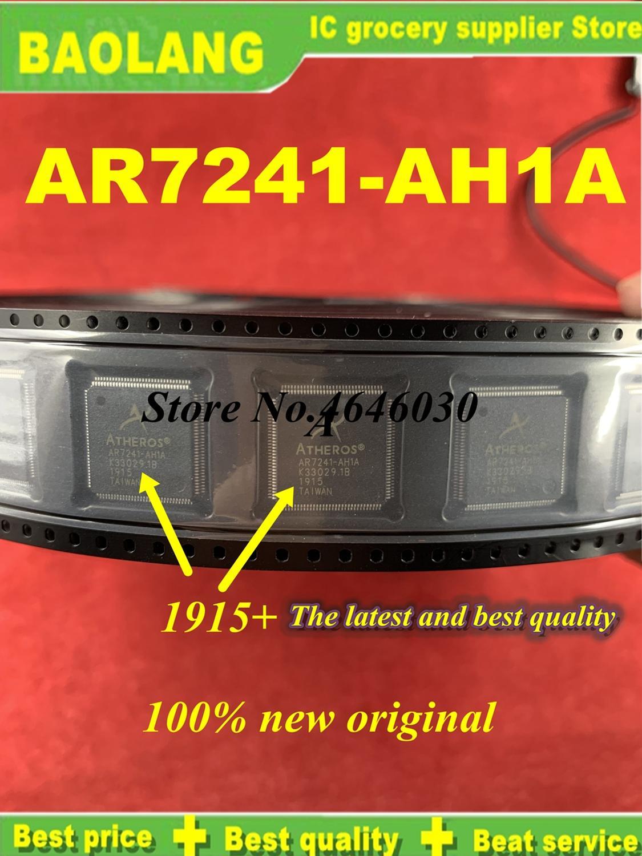 AR7241 AR7241-AH1A QFP-128 QFP Router Chip New Original IC In Stock 1PCS