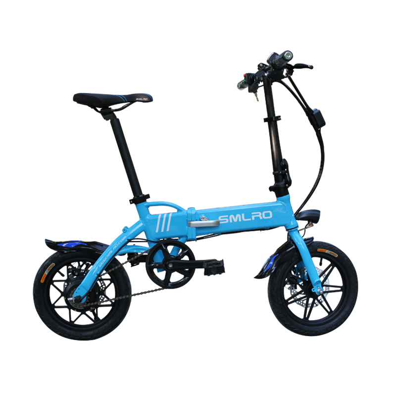 14EF Mini14 inch 250W foldable e bicycle electric bike for adult 1