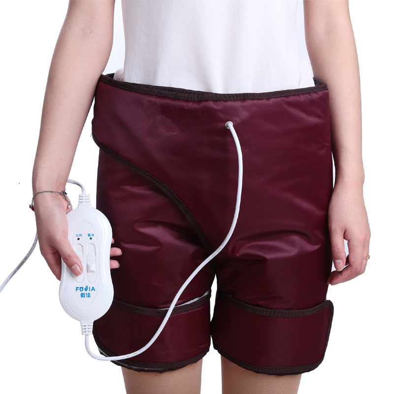 Fu Jia Dian Hair Hot Pants Massage Pants Warm Palace Protection Belt Nest Raising Keep Warm Hip Joint Sauna Pants Electric