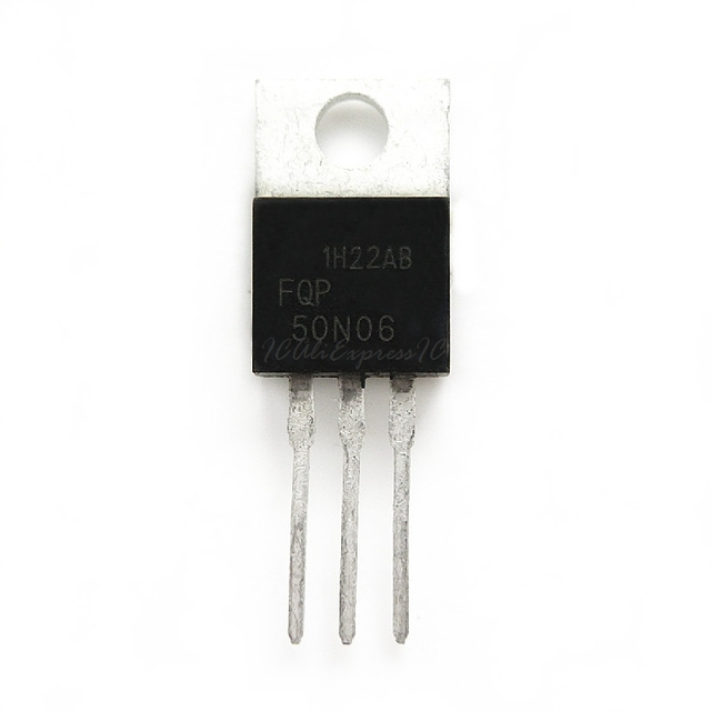 10pcs/lot FQP50N06 50N06 TO 220 In Stock