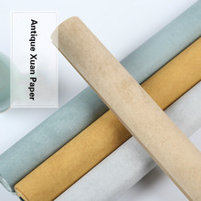 Stationery Paper-Seal Rice Calligraphy 10-Sheets Writing-Brush Scripture Practice Batik
