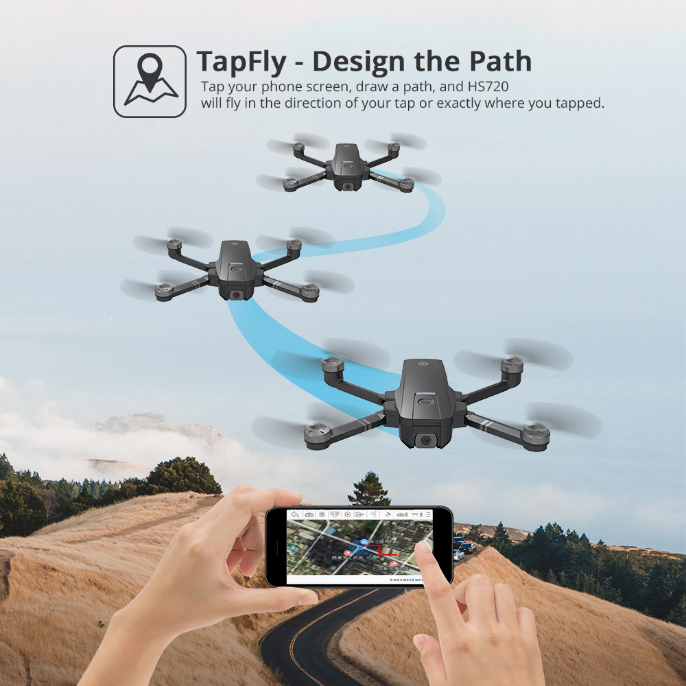 Holy Stone HS720 RC Professional Quadcopter Drone with GPS and 26 Min Flight Time 15