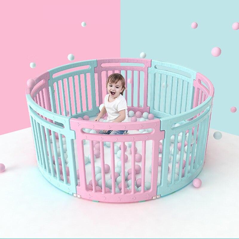 Carrinhos de Bebê interior Ao Ar Livre Jogos As Crianças Brincam Cerca de Esgrima Crianças Atividade Engrenagem Ambiental Proteção Guardrail Segurança Quintal