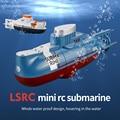 Mini Fernbedienung Submarine Spielzeug Puzzle Kinder Tauchen Aquarium Spielzeug Fernbedienung Simulation Nuclear Submarine Kinder Spielzeug