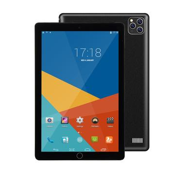 Hot New Ultra Slim 10 inch Tablet PC Octa Core 6GB RAM 128GB ROM 2.5D Tempered Glass 5.0M Camera Android 9.0 Tablet 10.1 5G WiFi 10 1 inch official original 4g lte phone call google android 7 0 mt6797 10 core ips tablet wifi 6gb 128gb metal tablet pc