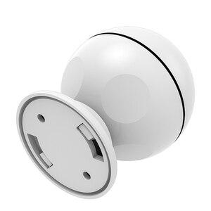 NEO COOLCAM NAS-PD01Z Z-welle Plus PIR Motion Sensor + Temperatur Home Automation Z welle Alarm System Motion Sensor EU 868,4 MHZ