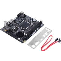B75 Lga 1155 Desktop Computer Mainboard With Sata 2.0 Usb 3.0 2 Ddr3 Dimms 16G Motherboard For Pc Durable Accessories For Intel|Motherboards| |  -