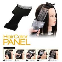 Парикмахерский распылитель для волос Кисть для покраски волос в салоне планшет инструмент для укладки волос пелукерия волосы цветной гребешок спрей бутылка
