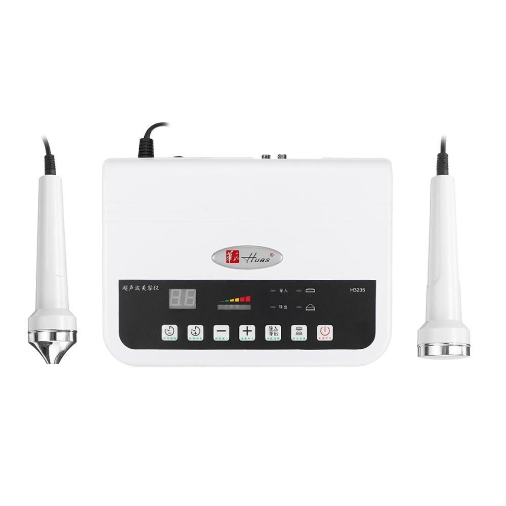 2 w 1 ultradźwiękowy przyrząd kosmetyczny maszyna ultradźwiękowa do napinanie skóry pieg pigmentowy usuwanie plam starczych urządzenie do podnoszenia twarzy
