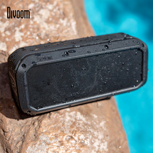 Image 1 - Divoom Voombox Power Portable  Bluetooth Speaker Wireless Speaker TWS 30w Heavy bass NFC 10m with 6000 mAh  and IPX5 Waterproof