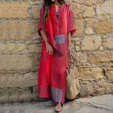 2021 vonda women'dress праздничное Открытое платье без рукавов