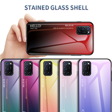 OUDINI For Oppo A52 case Cover Gradient