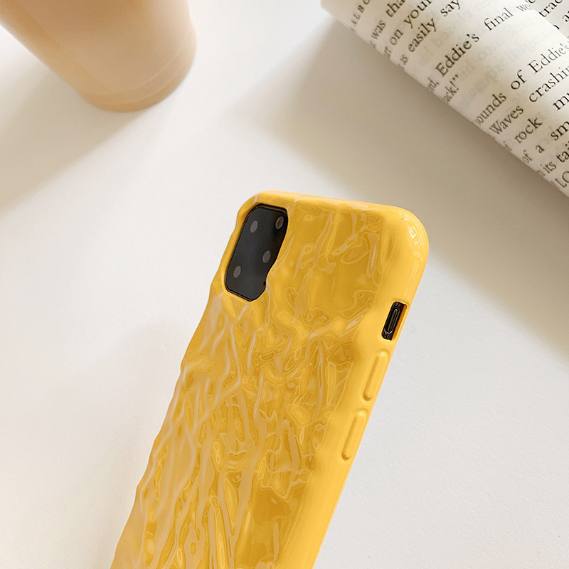 Image 5 - Soft Cell Phone Case for iphone8case Cute silicone for iphone 11Pro X XR XS Max  7 6 cover with personality surface