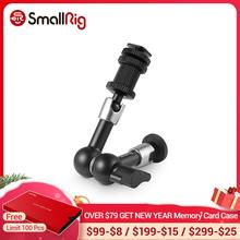 "SMALLRIG DSLR Camera Rig brazo de roseta articulada (7 "") para soporte de Monitor brazo mágico duradero para luz de Flash Attach 1497"