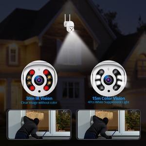 Image 2 - Kerui Dome IP Camera HD1080P WIFI Alarm IP Camera PTZ Rotation Home Security Surveillance With IR Night Vision Motion Detection