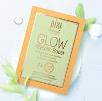 3Pcs Pixi Herbal Essence Facial Mask Glow Glycolic Boost Brightening Infusion Women Moisturizing Firming Skin Care Facial Mask 1
