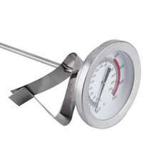Thermometers Kitchen-Tools Long-Probe Dining Cooking Stainless-Steel Household