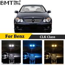 BMTxms Canbus для Mercedes Benz CLK W209 C209 W208 C208 A209 AMG 1998-2010 автомобильная светодиодная купольная внутренняя карта светильник багажника комплект