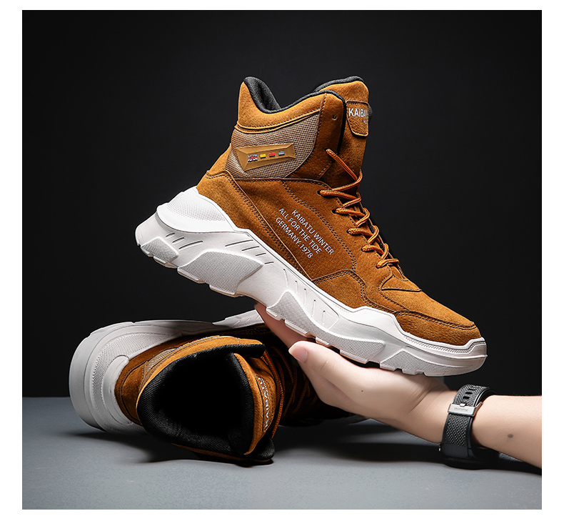 2019 Mens Shoes Casual Slip On Breathable Hot Sale Air Cushion Keep warm Sneakers Men Shoes Spring Shoes Outdoor Flats Shoes 53