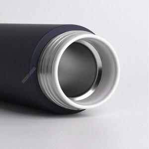 Image 5 - Xiaomi Mijia 350ml bouteille deau en acier inoxydable Thermos léger vide MIni tasse Camping voyage Portable tasse isolée Sport