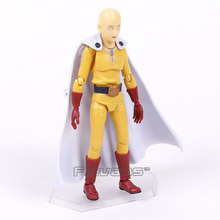 Figma 310 One Punch ManSaitama PVC Action Figure Movable Figurine Toy Brinquedos
