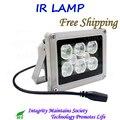 Wasser proof 100,000 stunden 8 Super IR LED Infrarot Illuminator Licht IR Max 50M Nachtsicht Für CCTV Sicherheit überwachung Kameras