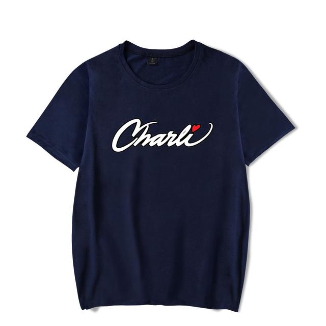 CHARLI D'AMELIO THEMED T-SHIRT (4 VARIAN)