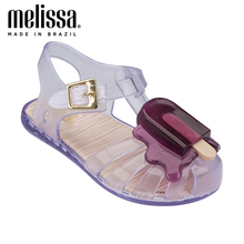 Mini Melissa Popsicle Girl Jelly Shoes 2020 Summer Shoes Mel