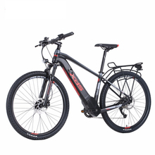 27.5inch electric mountain bicycle 36v240w mid-motor emtb Electric power sensing