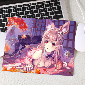 XGZ Sexy Girl Big Breast Ass Anime Mouse Pad Notbook  Mat Gaming pad Waterproof   PC Desk mouse 22X18CM 4