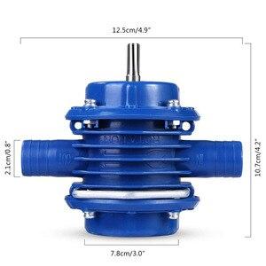 Image 2 - 핸드 전기 드릴 자체 프라이밍 워터 펌프 DC 원심 펌프 가정용 소형 잠수정 모터 홈 가든 배수 장치