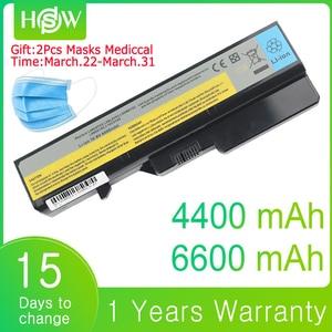 Image 1 - 6600mAh 4400mAh סוללה עבור מחשב נייד Lenovo G560 G570 G470 סוללה G460 G465 G475 G565 G575 G770 Z460 V360A e47G Z370 L10M6F21