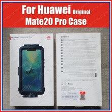 Schnorcheln Fall Offizielle Original Für Huawei Mate20 Pro tauchen Wasserdicht Case Mate 20 Pro Unterwasser schießen Abdeckung