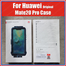 Snorkelling Case Official Original For Huawei Mate20 Pro diving Waterproof Case Mate 20 Pro Underwater shooting Cover
